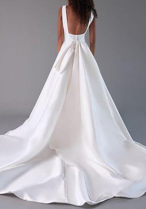Louvienne Audrey A-Line Wedding Dress