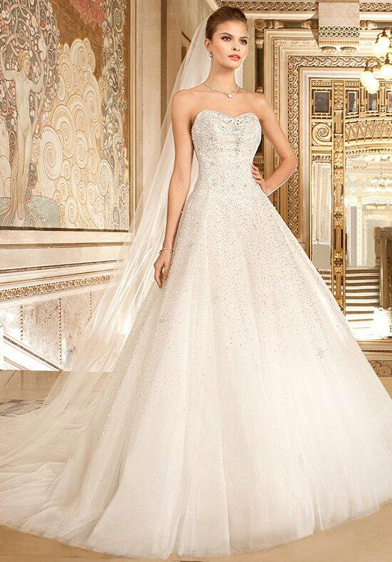 Demetrios 574 Wedding Dress photo