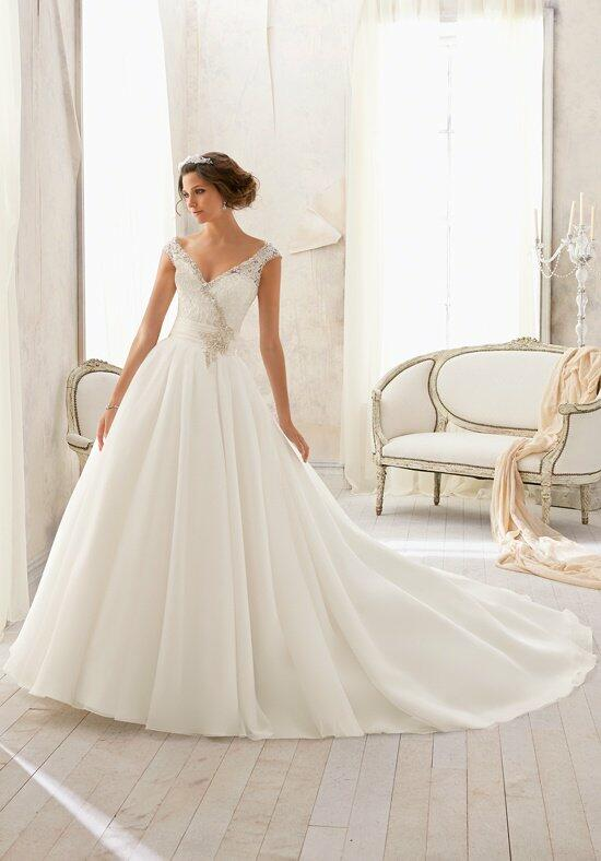 Blu by Madeline Gardner 5202 Wedding Dress photo