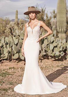 Lillian West 66156 A-Line Wedding Dress