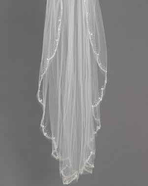 To Have & To Borrow Gracie Ivory, White Veil