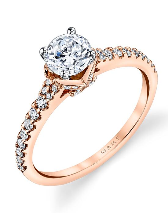 MARS Fine Jewelry 25817 Engagement Ring photo
