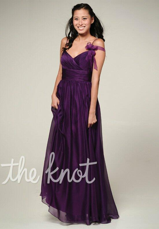 Ivy & Aster Bridesmaids Calla Long Bridesmaid Dress photo
