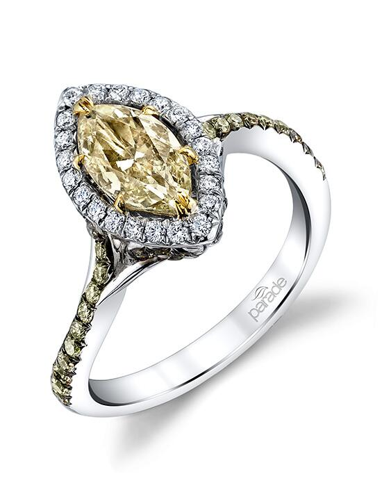 Parade Design Style R3647 from the Reverie Collection Engagement Ring photo