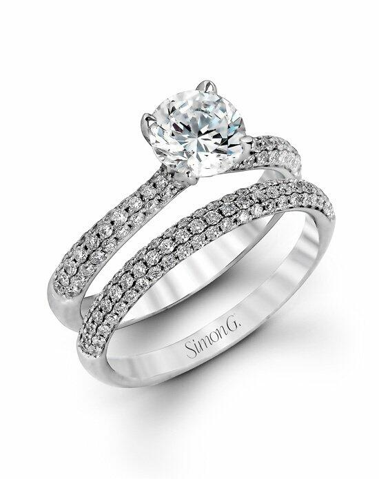 Simon G. Jewelry TR431 Engagement Ring photo