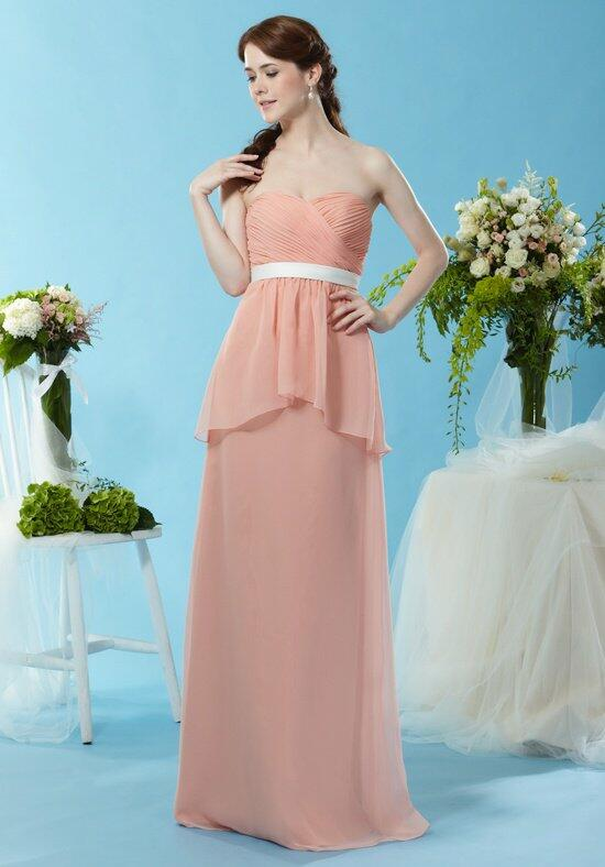 Eden Bridesmaids 7441 Bridesmaid Dress photo