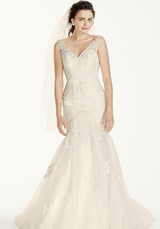 David's Bridal Jewel Style V3761 Wedding Dress photo