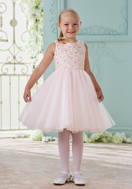 Joan Calabrese by Mon Cheri 116399 Flower Girl Dress photo