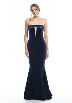 Bari Jay Bridesmaids 2087 Strapless Bridesmaid Dress