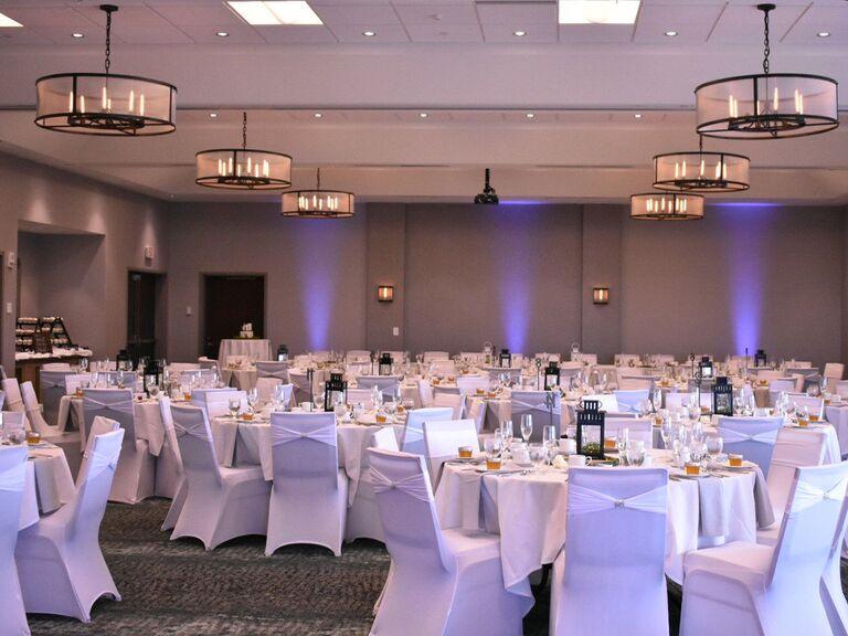 Buffalo wedding venue in Niagara Falls, New York.