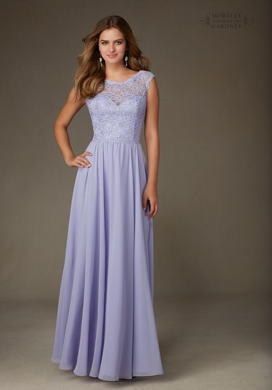 Mori Lee by Madeline Gardner Bridesmaids 125 Bridesmaid Dress photo