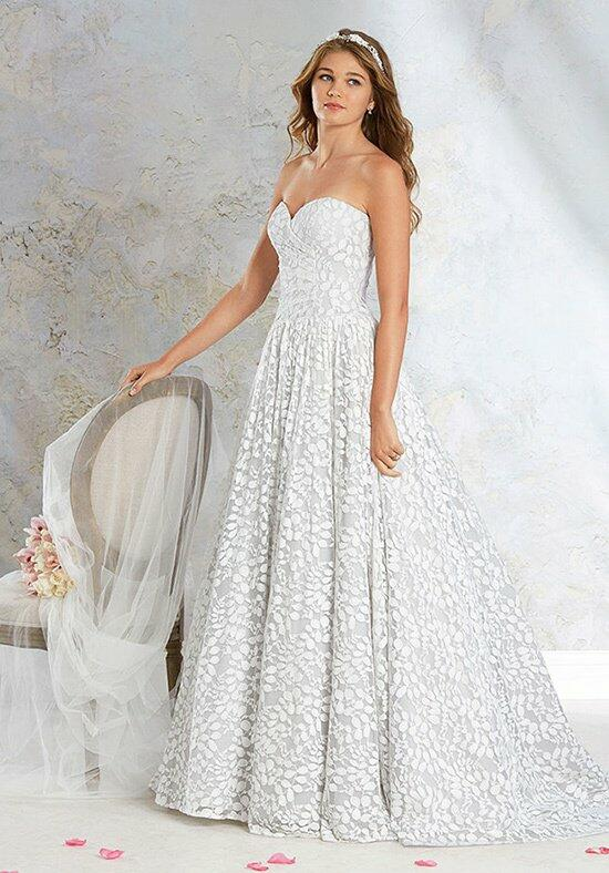 Modern Vintage by Alfred Angelo 8539 Wedding Dress photo