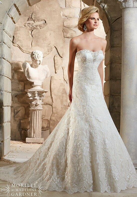 Mori Lee by Madeline Gardner 2784 Wedding Dress photo