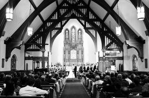 St. Stephen's Church Wedding