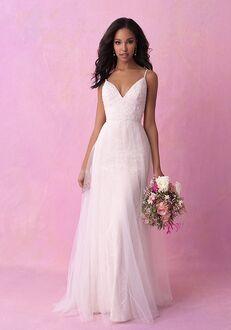 Allure Romance 3168 Sheath Wedding Dress