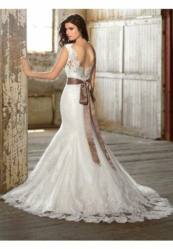 Essense of australia d1367 wedding dress the knot for V neck wedding dresses australia