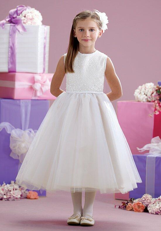 Joan Calabrese by Mon Cheri 215353 Flower Girl Dress photo