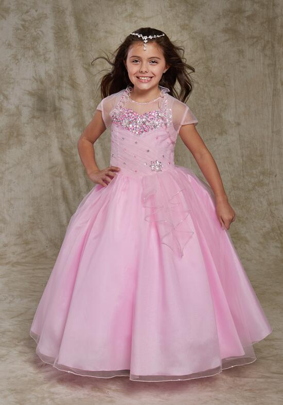 Cupids by Mary's F525 Flower Girl Dress photo
