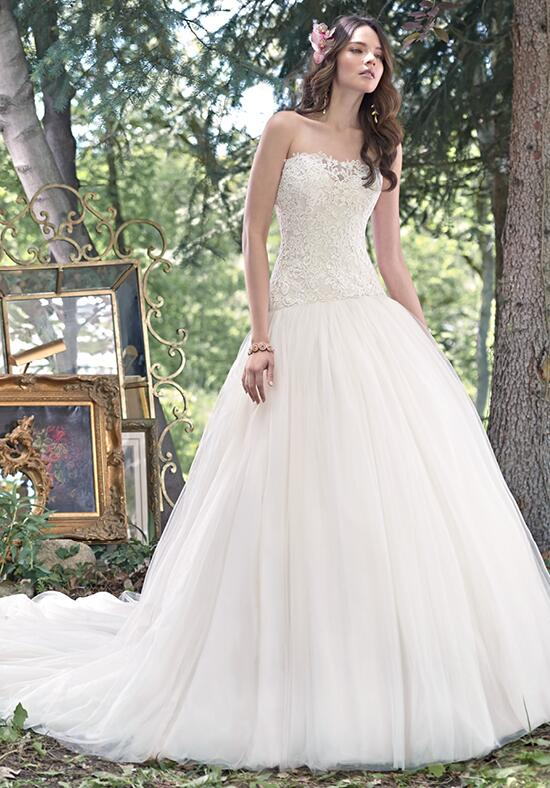 Maggie Sottero Becca Wedding Dress photo