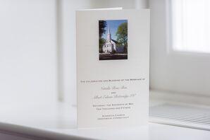 Classic Stanwich Church Ceremony Programs