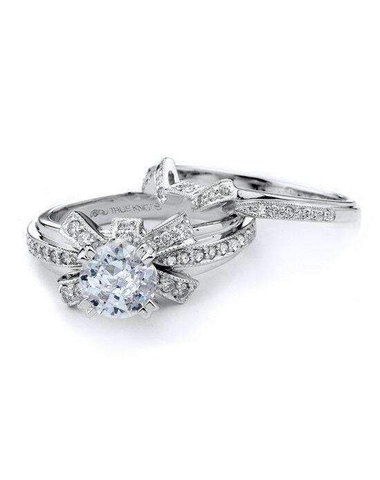 TRUE KNOTS THE KNOT COLLECTION-K3065 Engagement Ring photo
