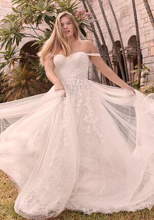 Rebecca Ingram FLORA A-Line Wedding Dress