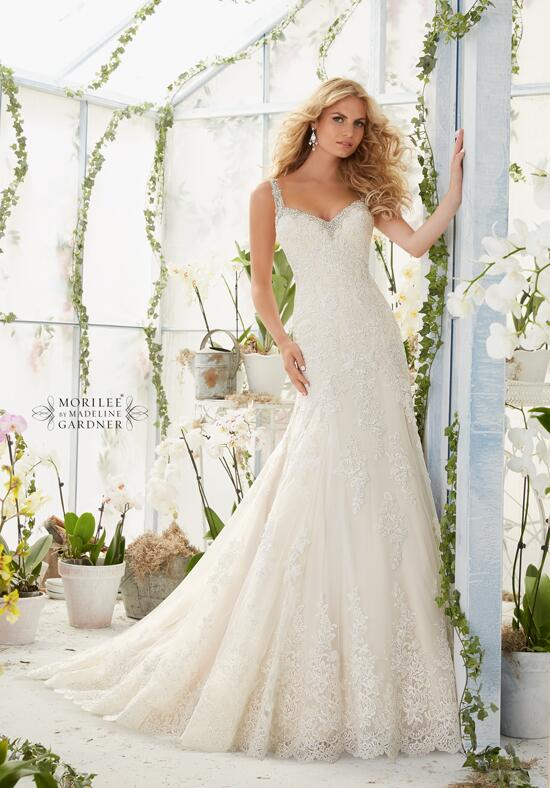 Mori Lee by Madeline Gardner 2822 Wedding Dress photo