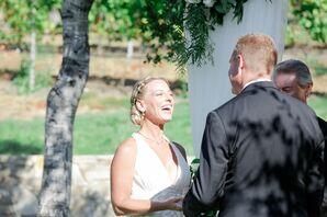 Outdoor Ceremony at Carmel Valley Ranch