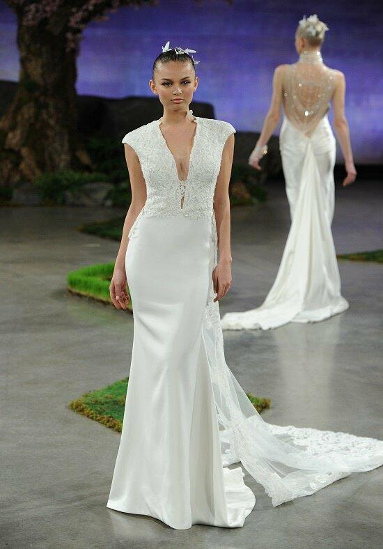 Ines Di Santo Brooke Wedding Dress photo
