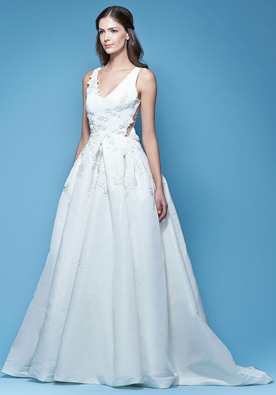Cool wedding dresses for young: Price wedding dress carolina herrera