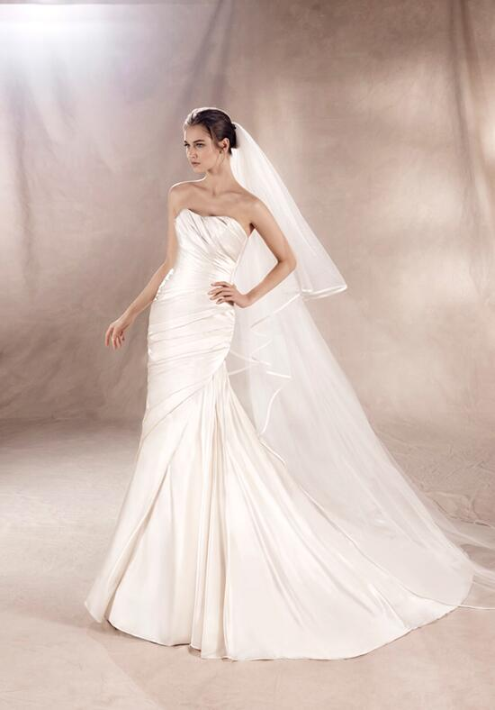 WHITE ONE YEMAR Wedding Dress photo