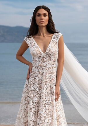 PRONOVIAS DARNELL Ball Gown Wedding Dress