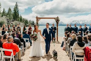 Waterfront Recessional at Round Hill Pines Beach in Zephyr Cove, Nevada
