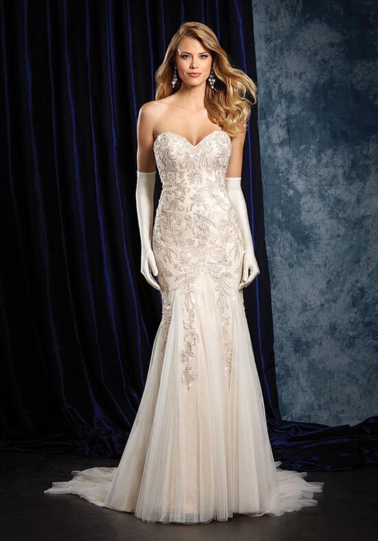 Sapphire by Alfred Angelo 957 Wedding Dress photo