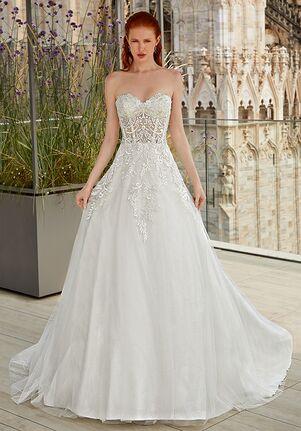 Demetrios 8094 A-Line Wedding Dress