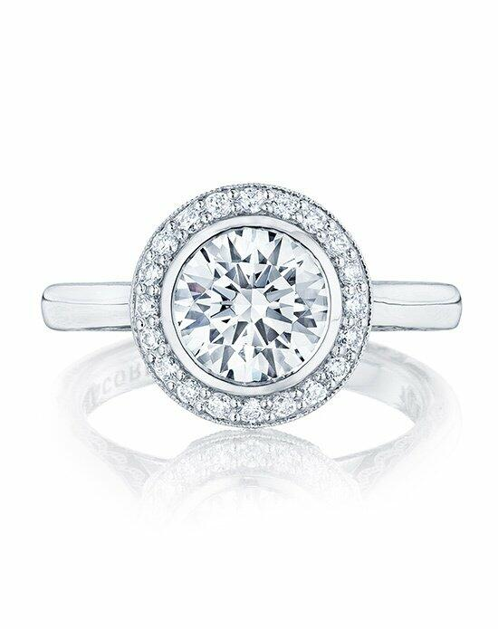 Tacori 304-2.5 RD 7.5 Engagement Ring photo