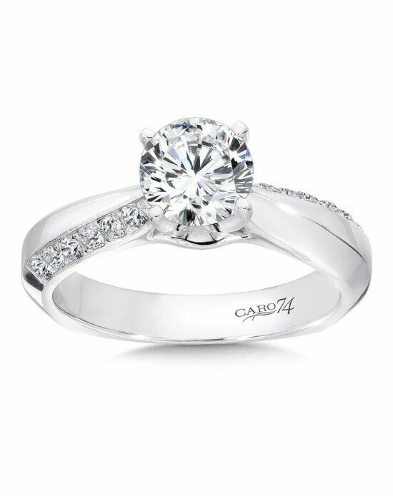 Caro 74 CR116W Engagement Ring photo