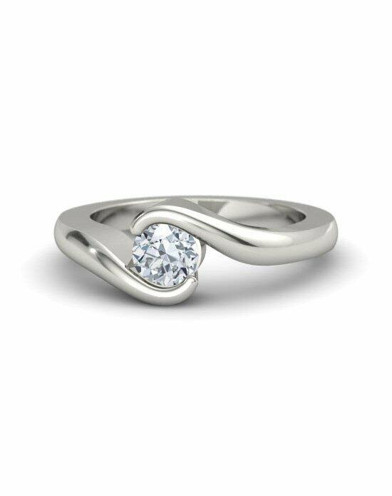 Gemvara - Customized Engagement Rings Embrace Ring Engagement Ring photo