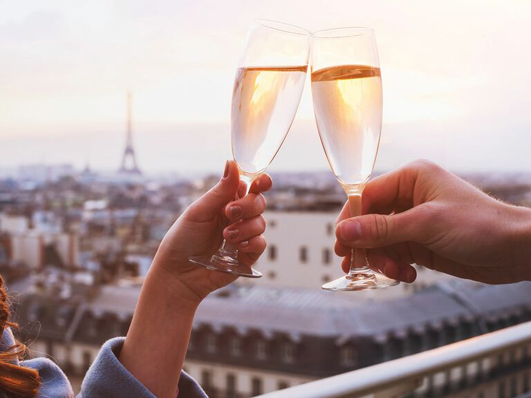 romantic honeymoon