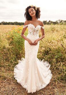 Lillian West 66193 Wedding Dress