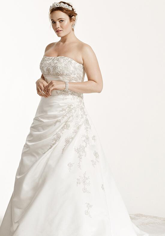 David's Bridal David's Bridal Woman Style 9V9665 Wedding Dress photo
