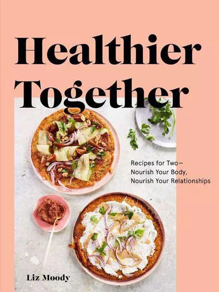 Healthier Together cookbook cover