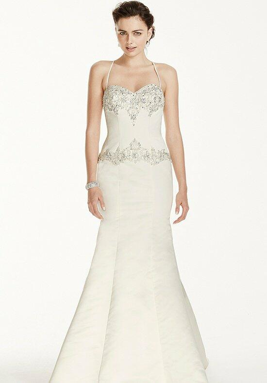 David's Bridal Jewel Style V3758 Wedding Dress photo
