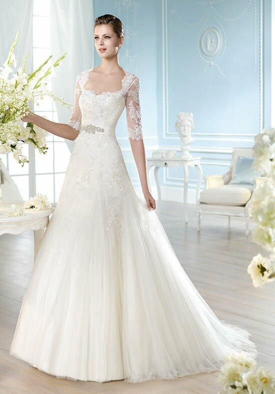 ST. PATRICK Glamour Collection - Hali Wedding Dress photo