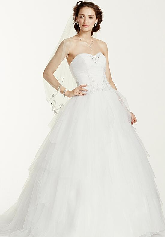 David's Bridal Jewel Style WG3722 Wedding Dress photo