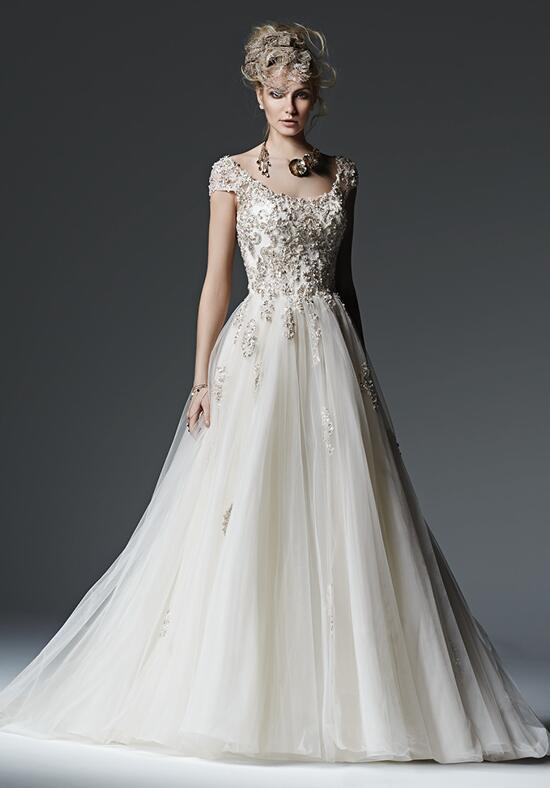 Maggie Sottero Evelyn Wedding Dress photo