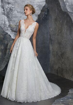 Morilee by Madeline Gardner Kelly/ 8208 Ball Gown Wedding Dress