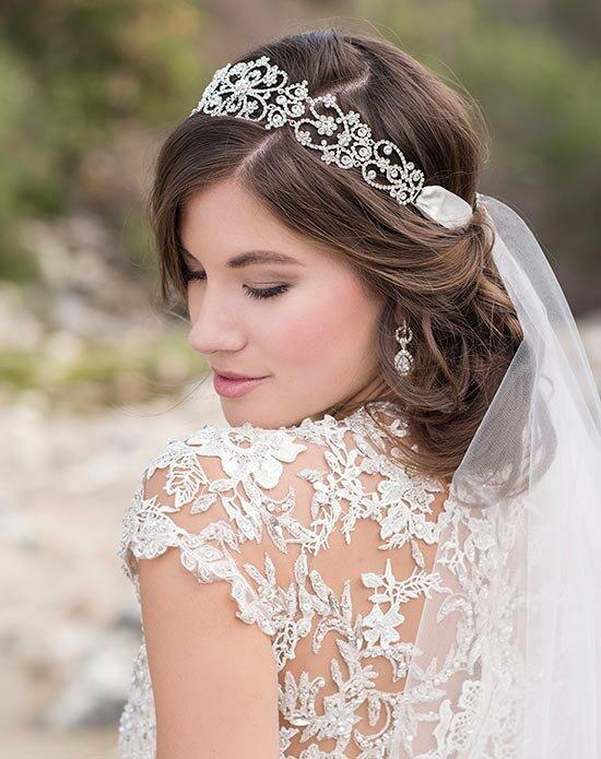 Bel Aire Bridal 6518 Wedding Headbands photo