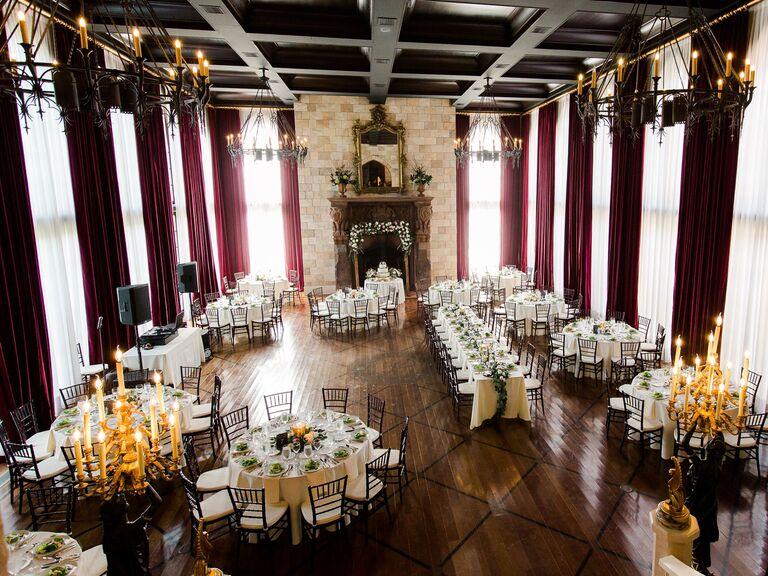 Wedding venue in Manakin-Sabot, Virginia.