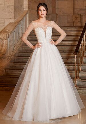 Madeline Gardner Signature Angelina Ball Gown Wedding Dress